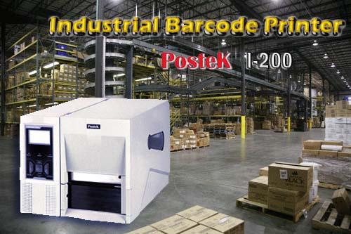 Postek I-200 Series , Barcode Printer Industri Paling Handal dan Murah
